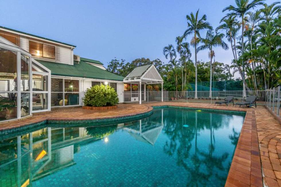 Second view of Homely acreageSemiRural listing, 24 Sugars Road, Bellbowrie QLD 4070