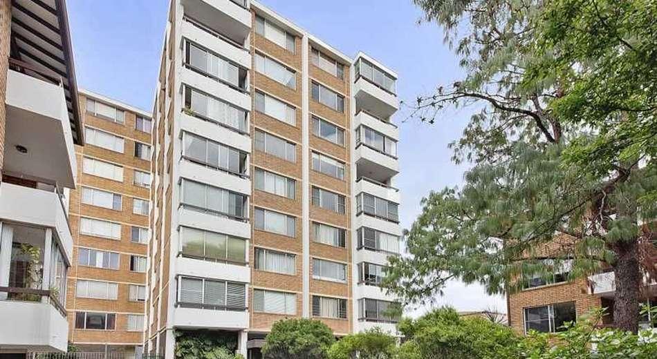 2C/26 Belmore Street, Burwood NSW 2134