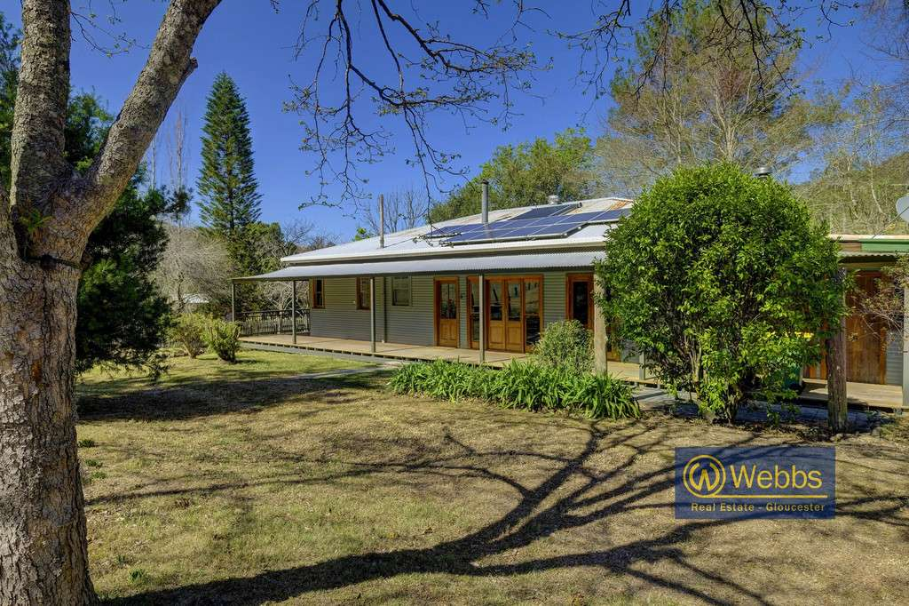 Main view of Homely rural listing, Address available on request, Gloucester, NSW 2422