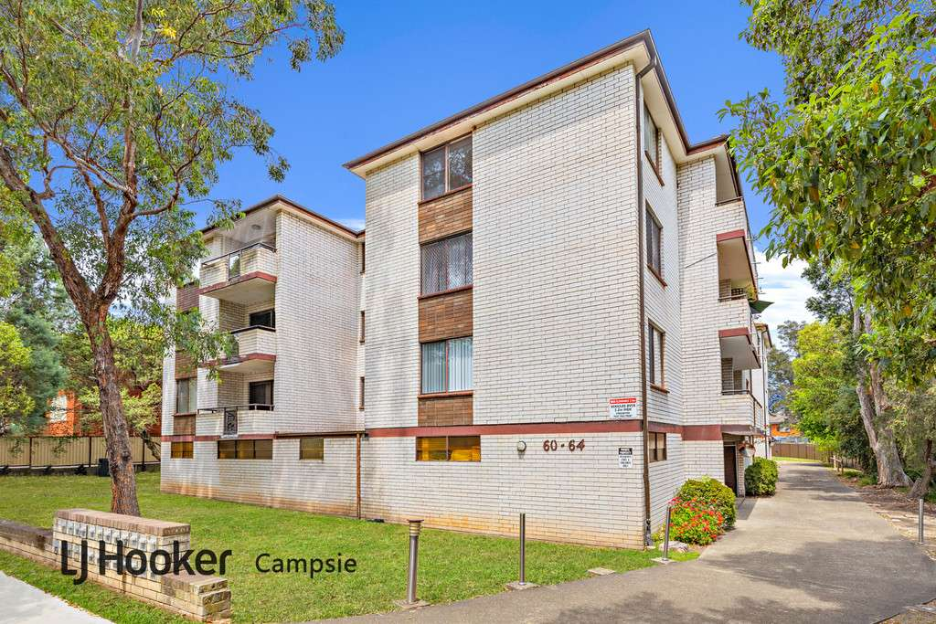 Main view of Homely apartment listing, 11/60-64 Second Avenue, Campsie, NSW 2194