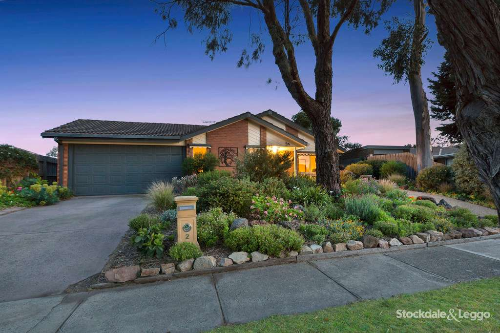 Main view of Homely house listing, 2 Clematis Court, Langwarrin, VIC 3910