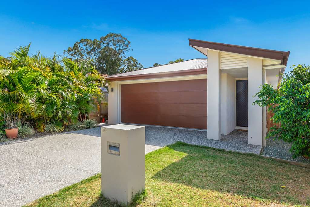 Main view of Homely house listing, 70 Spoonbill Street, Birkdale, QLD 4159
