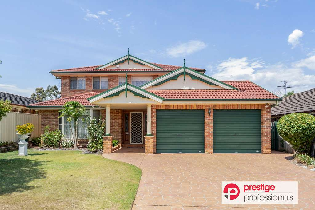 Main view of Homely house listing, 22 Castle Rock Court, Wattle Grove, NSW 2173