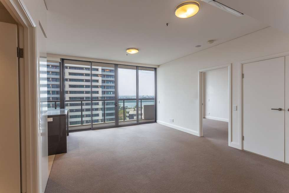 Second view of Homely apartment listing, 1108/63 Shoreline Drive, Rhodes NSW 2138