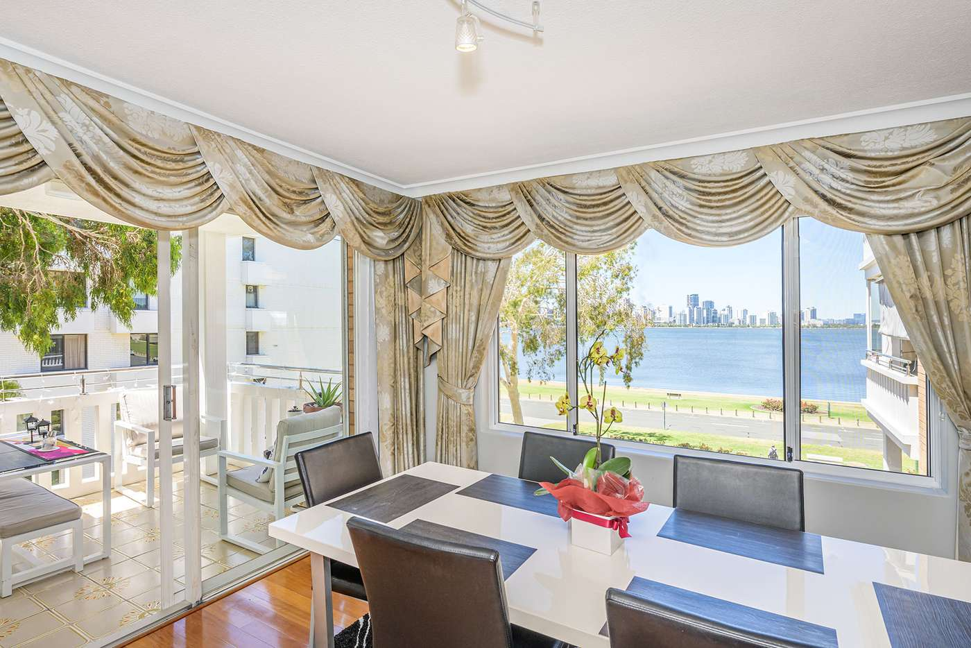 Sixth view of Homely apartment listing, 31/39 South Perth Esplanade, South Perth WA 6151