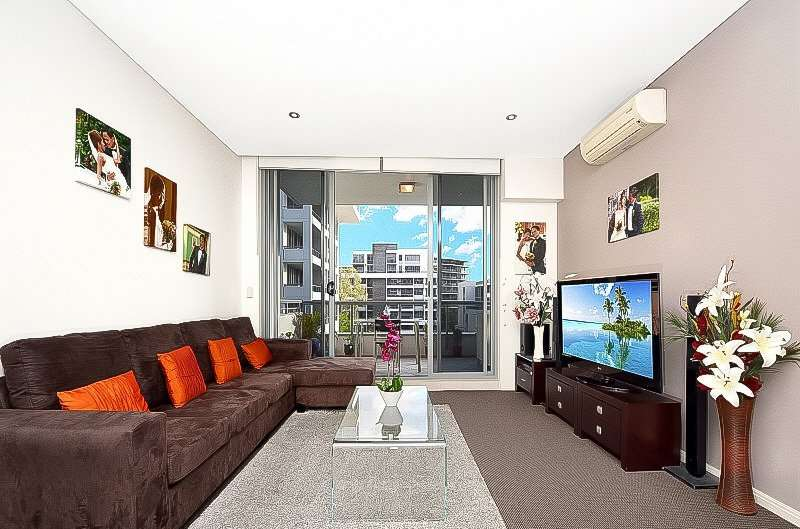 Main view of Homely apartment listing, 816/6 Marquet Street, Rhodes, NSW 2138