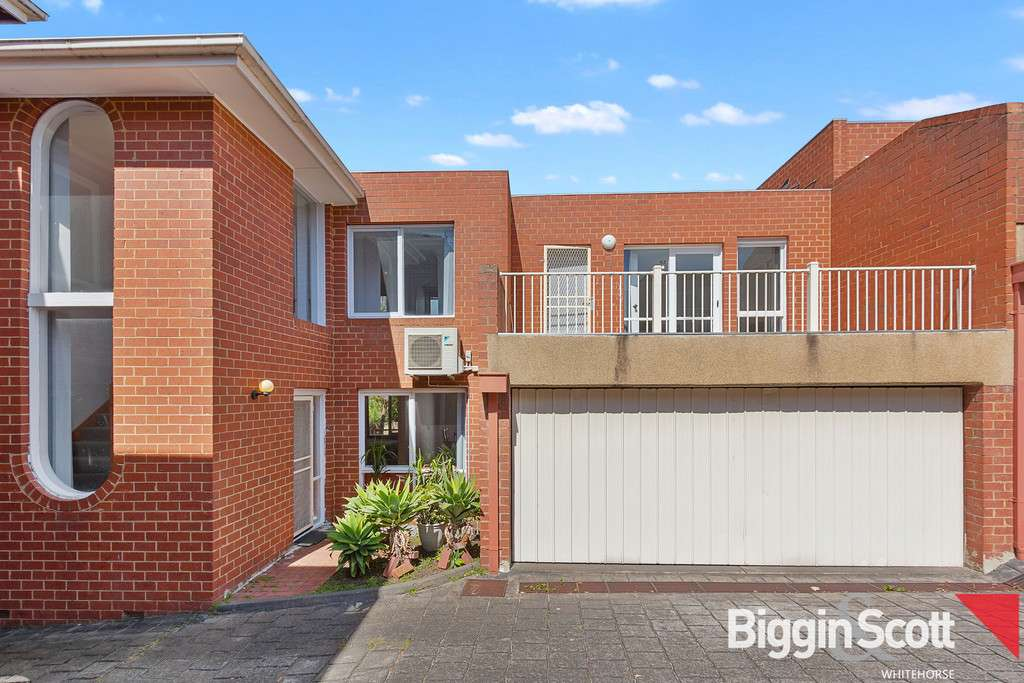 Main view of Homely townhouse listing, 6/1-3 Albion Rd, Box Hill, VIC 3128