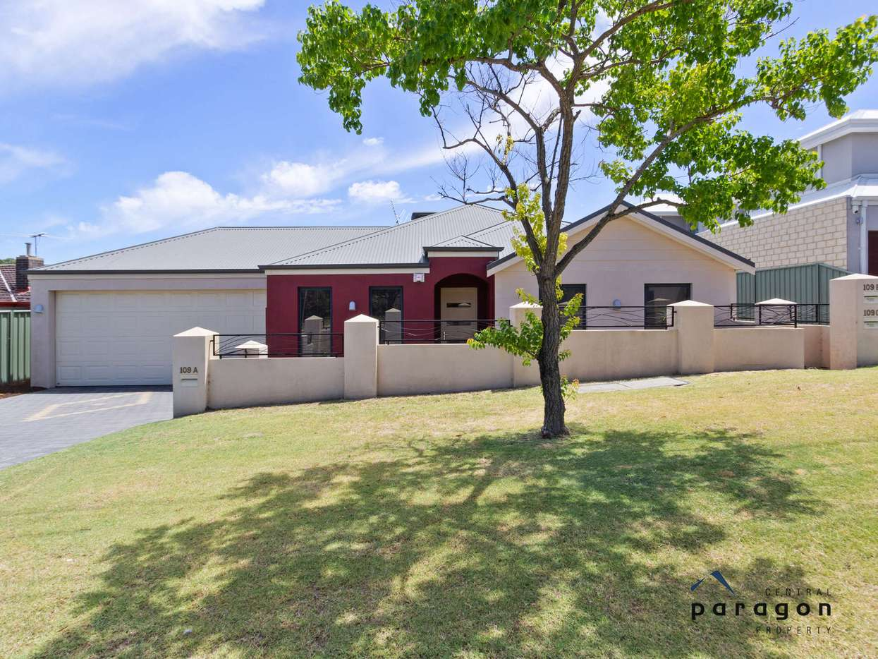 Main view of Homely villa listing, 109A Shakespeare Avenue, Yokine, WA 6060
