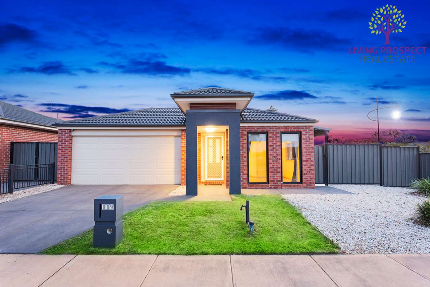 Main view of Homely house listing, 117 Tom Roberts Parade, Point Cook VIC 3030