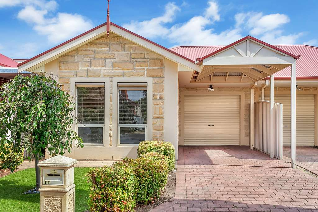 Main view of Homely house listing, 11 LIVINGSTONE AVENUE, Prospect, SA 5082