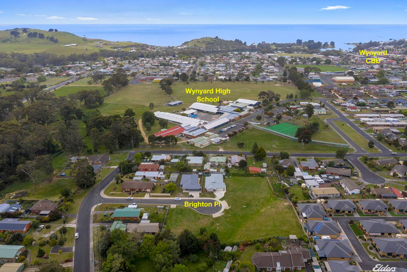 Main view of Homely residentialLand listing, 6 Brighton Place, Wynyard TAS 7325