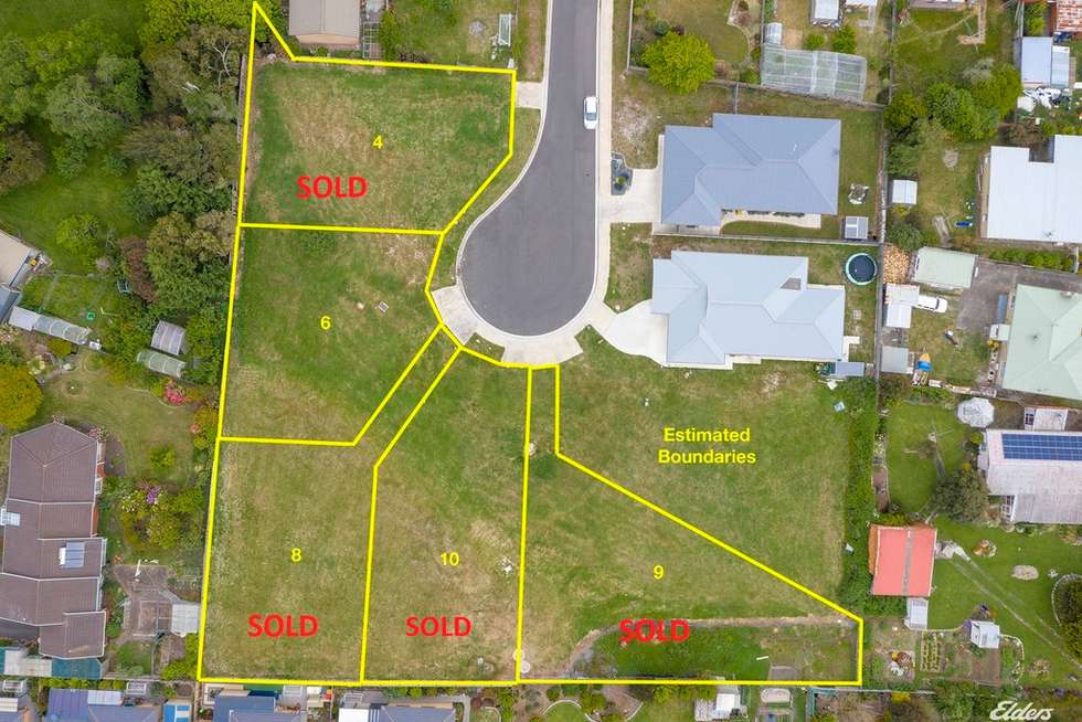 Second view of Homely residentialLand listing, 6 Brighton Place, Wynyard TAS 7325