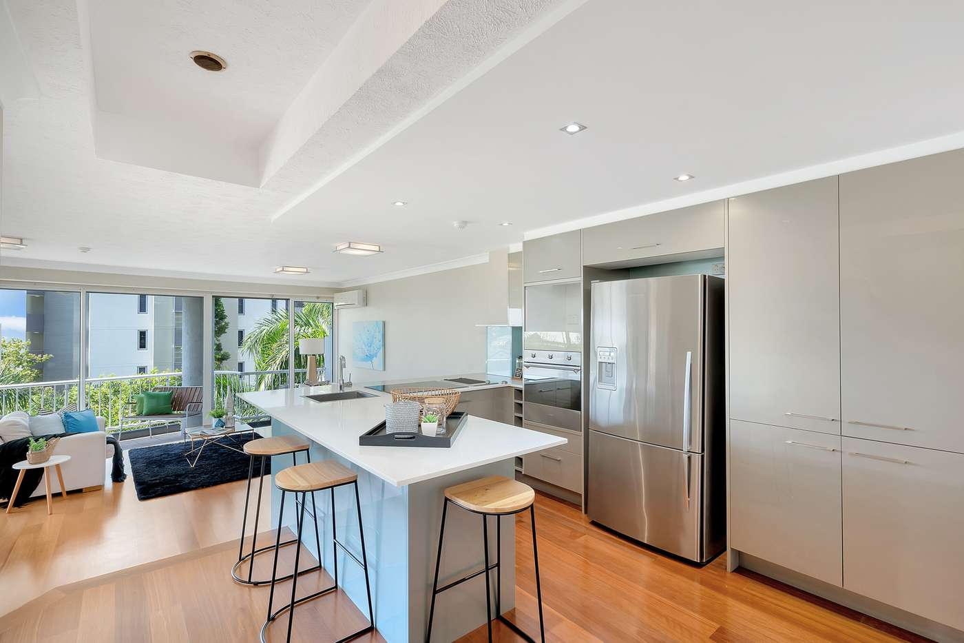 Main view of Homely apartment listing, Unit 14/19 Riverview Parade, Surfers Paradise, QLD 4217