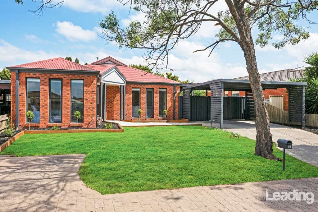 Main view of Homely house listing, 15 Carey Court, Sunbury, VIC 3429