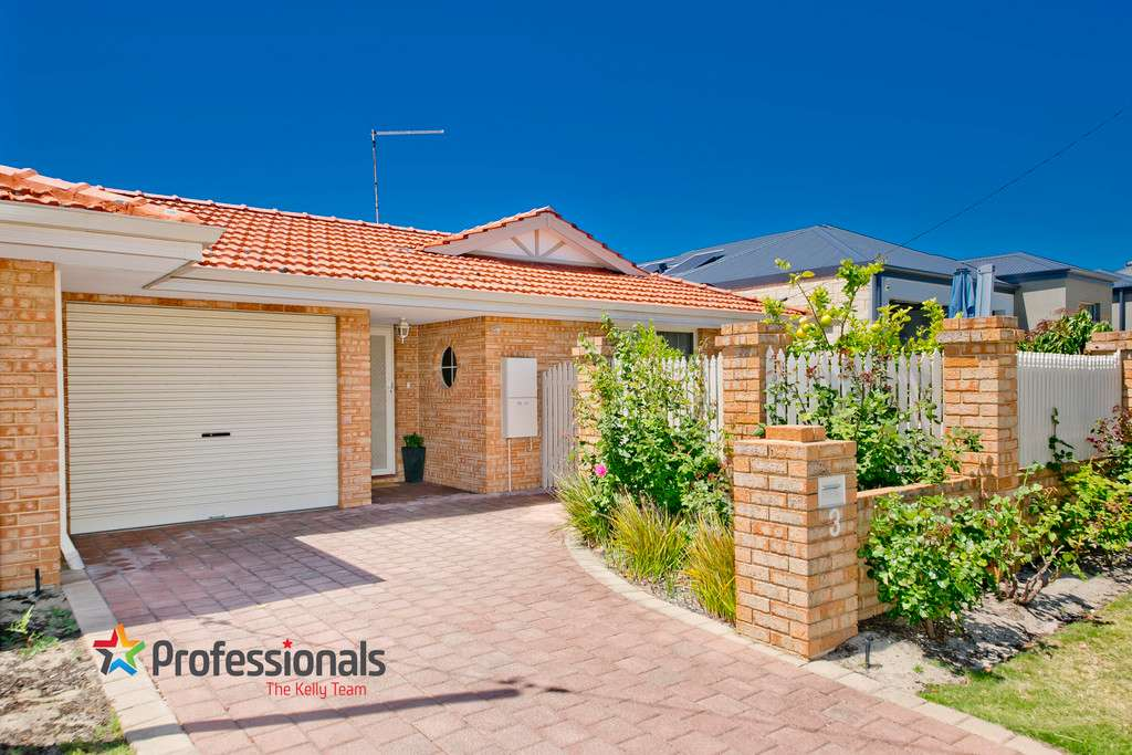 Main view of Homely villa listing, 3/11 Fagan Street, Yokine, WA 6060