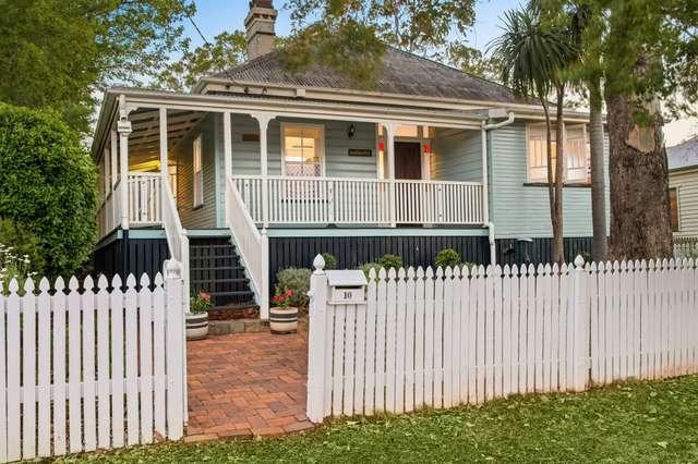 10 Roseberry Street, North Toowoomba QLD 4350