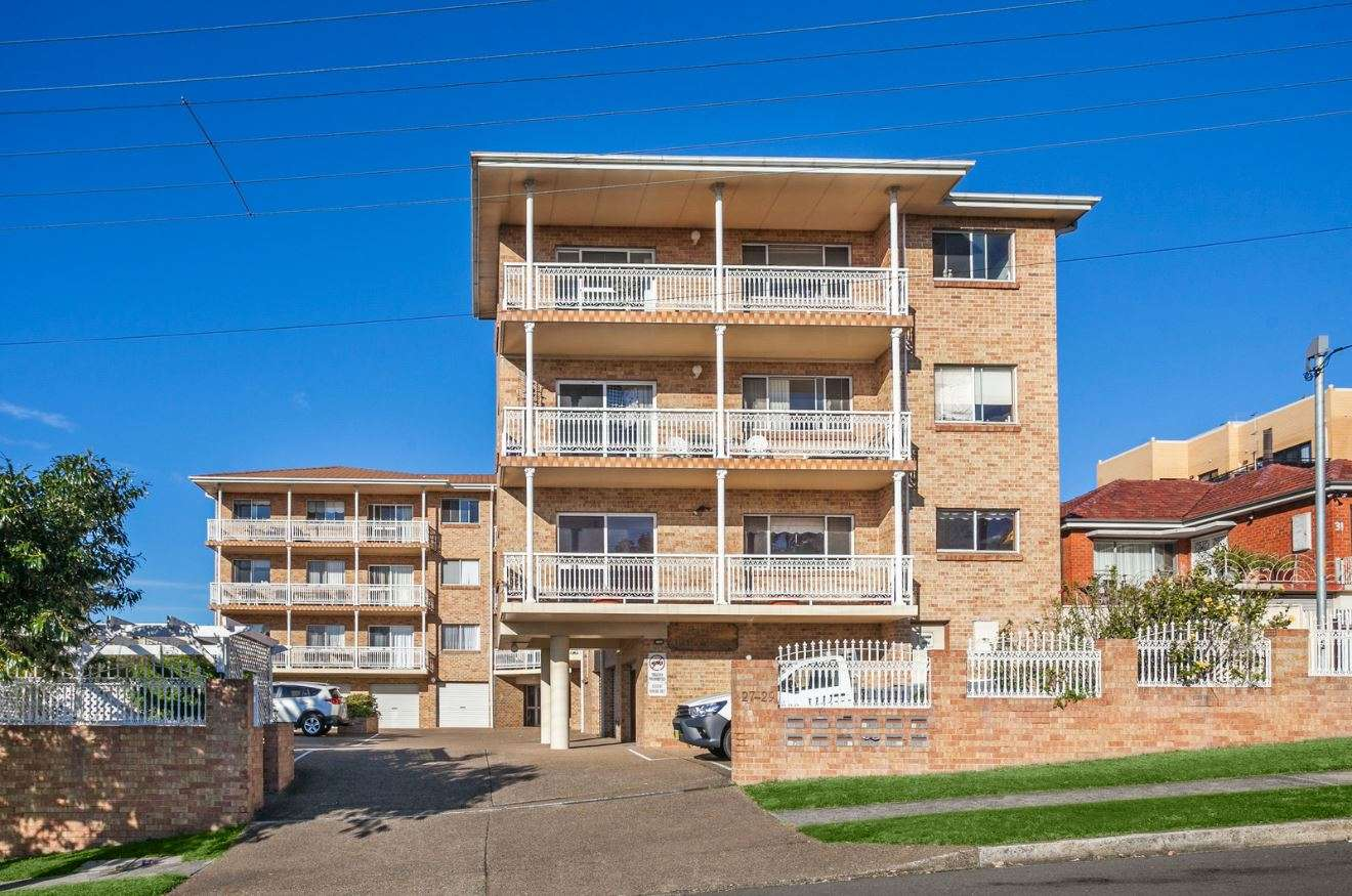 Main view of Homely unit listing, 10/27 Hercules Street, Wollongong, NSW 2500