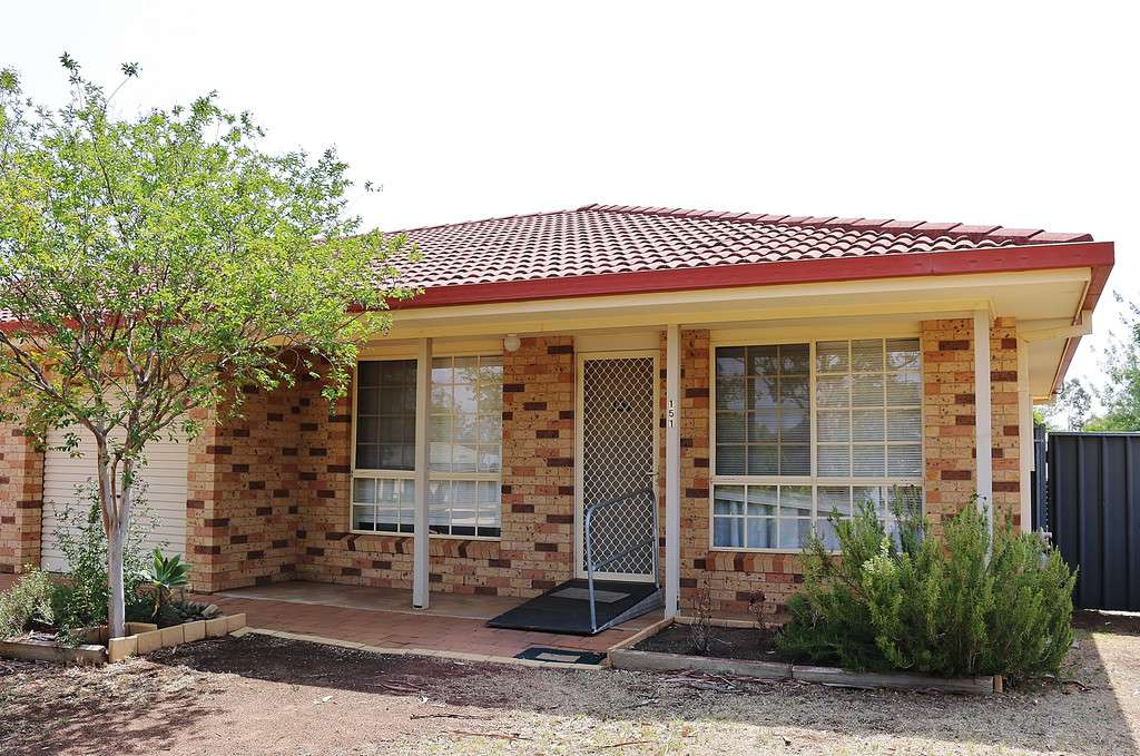 Main view of Homely semidetached listing, 151 Baird Drive, Dubbo, NSW 2830