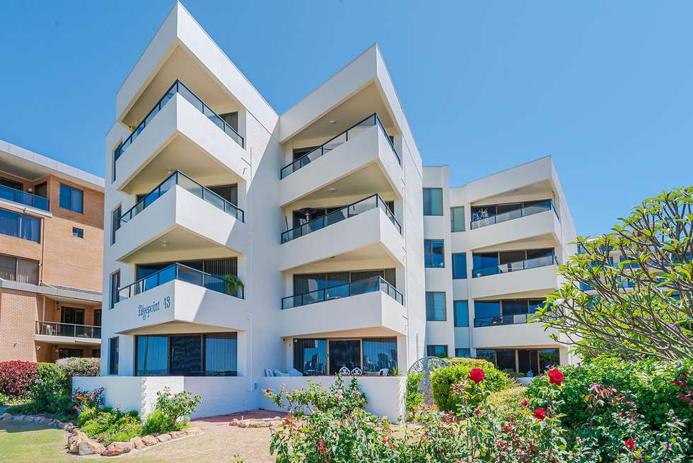 Second view of Homely apartment listing, 9/43 South Perth Esplanade, South Perth WA 6151