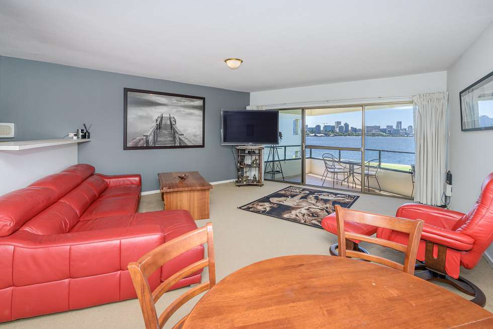 Fourth view of Homely apartment listing, 9/43 South Perth Esplanade, South Perth WA 6151