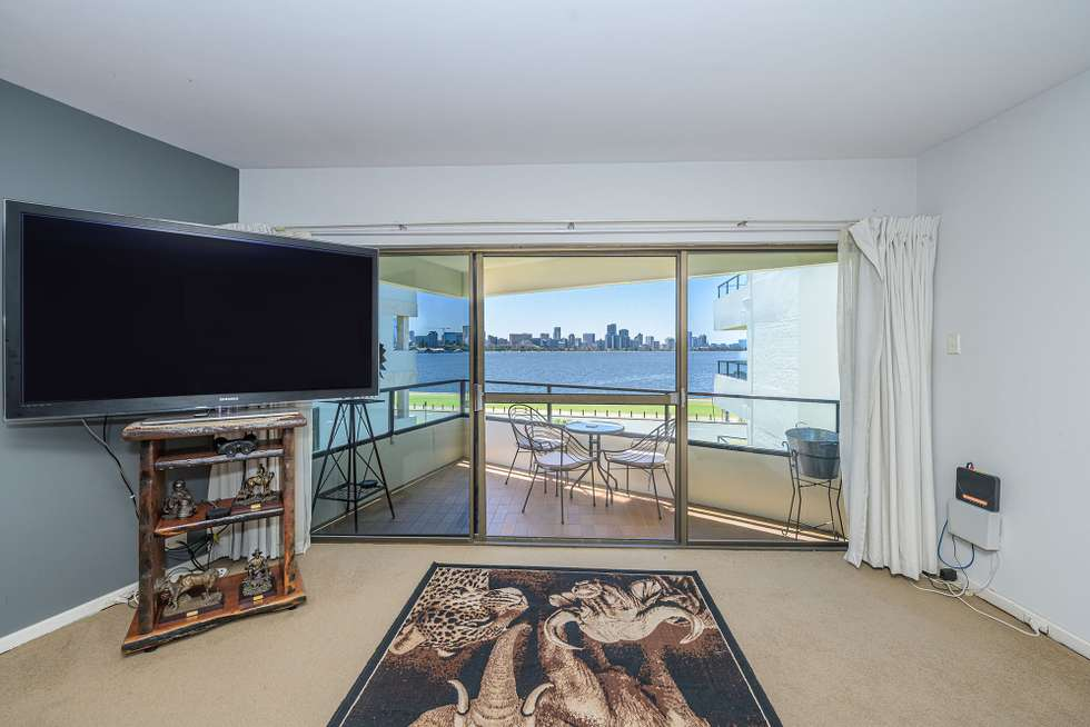 Fifth view of Homely apartment listing, 9/43 South Perth Esplanade, South Perth WA 6151