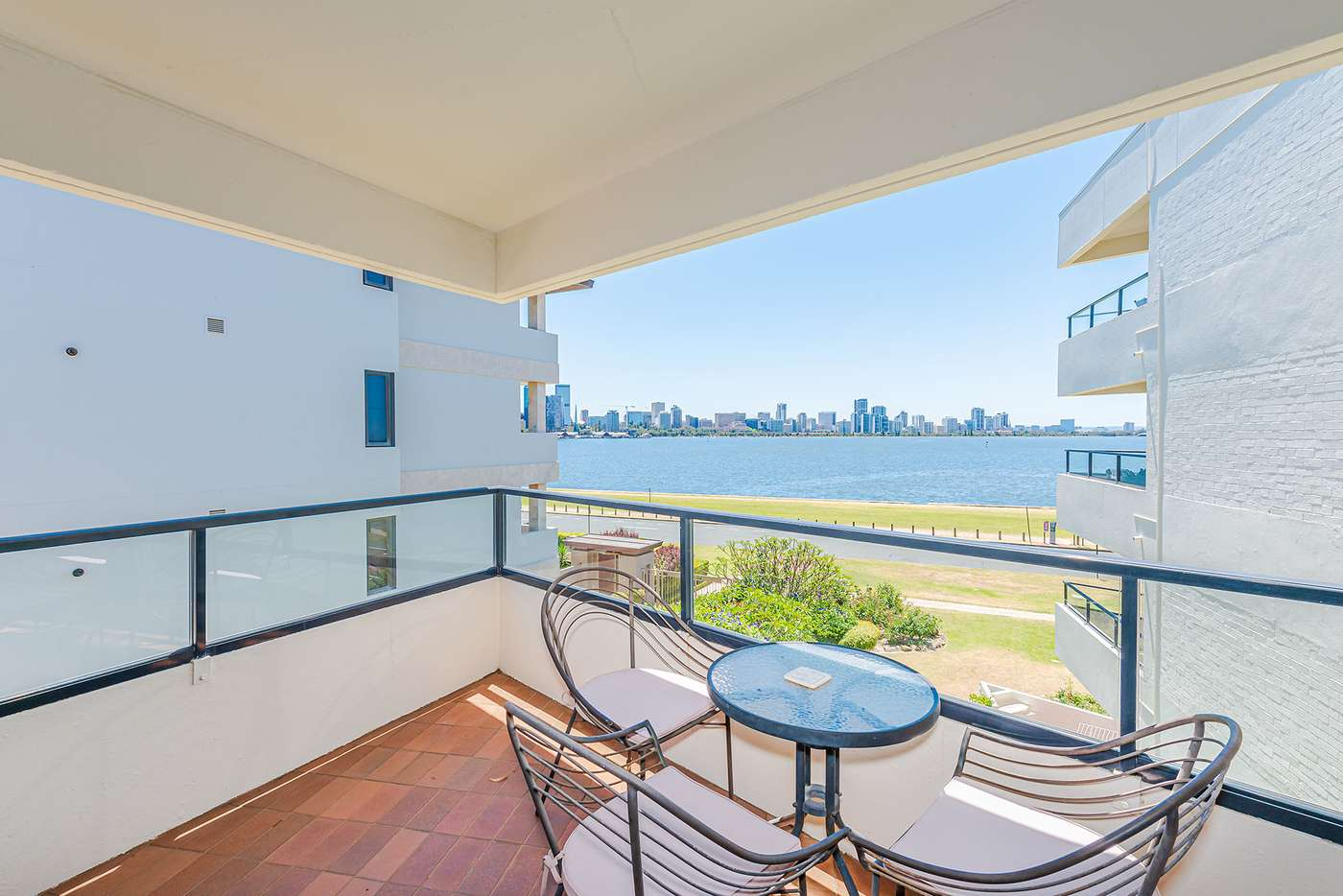 Sixth view of Homely apartment listing, 9/43 South Perth Esplanade, South Perth WA 6151