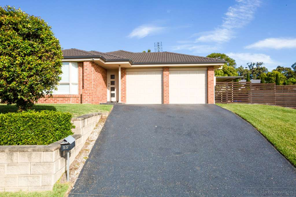 Main view of Homely house listing, 53 Jenna Drive, Raworth, NSW 2321