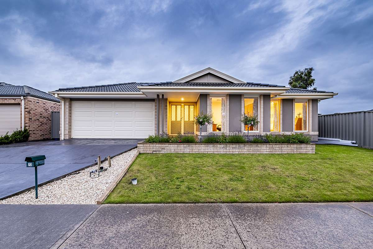Main view of Homely house listing, 72 Bradford Drive, Cranbourne East, VIC 3977