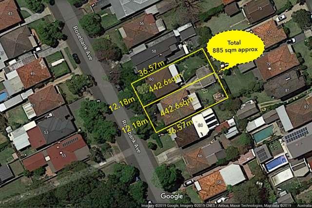 60-62 Rosebank Avenue, Kingsgrove NSW 2208