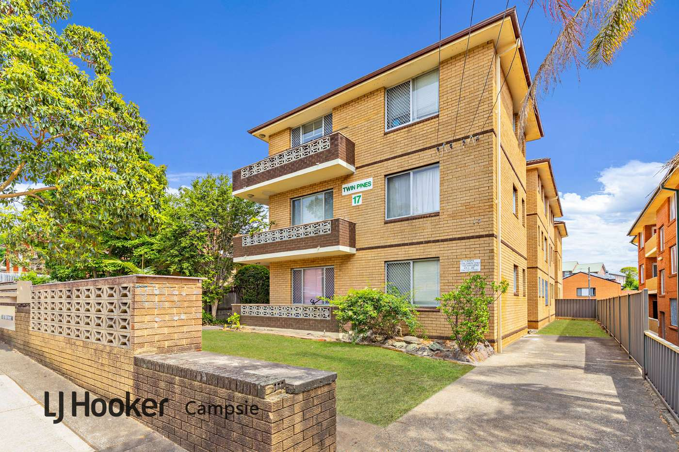 Main view of Homely apartment listing, 7/17 Hill Street, Campsie, NSW 2194