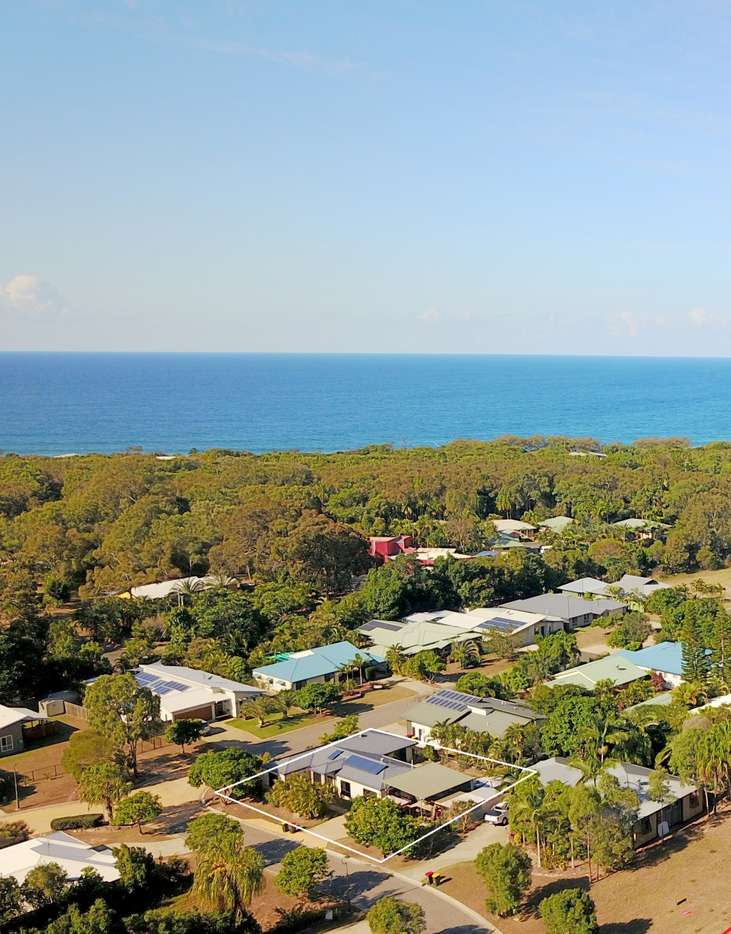 Main view of Homely house listing, 1 Whitby Place, Agnes Water, QLD 4677
