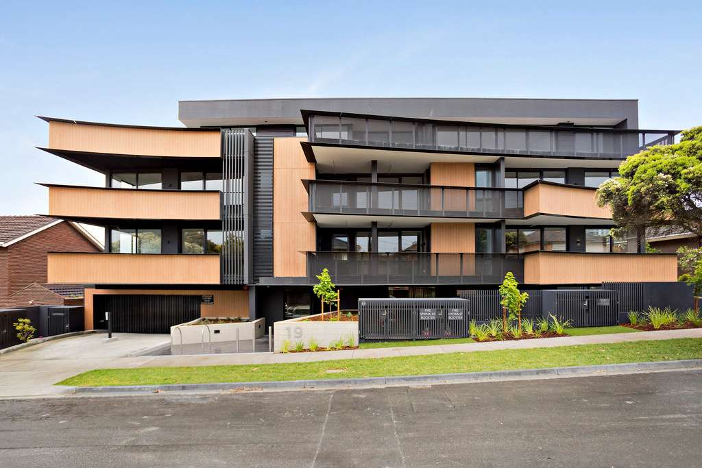Main view of Homely apartment listing, 101/19-21 Frederick Street, Doncaster, VIC 3108