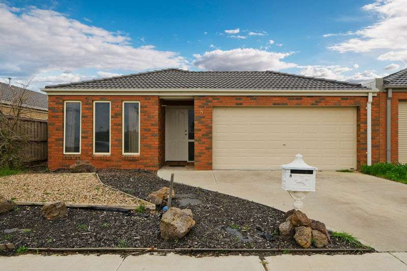 Main view of Homely house listing, 8 Kelebek Road, Tarneit, VIC 3029