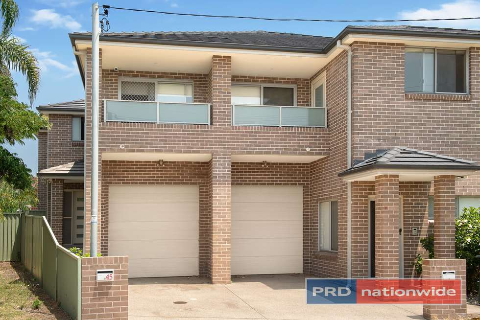 Second view of Homely house listing, 45 Hodgkinson Crescent, Panania NSW 2213