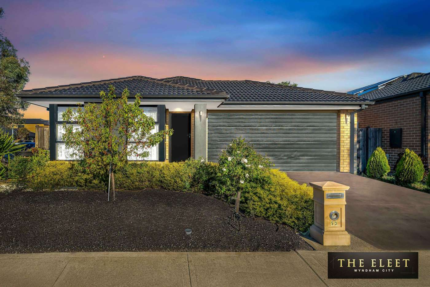 Main view of Homely house listing, 53 Alison Street, Truganina VIC 3029