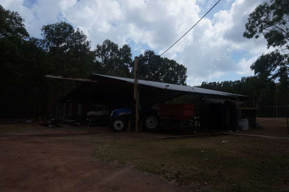 Fourth view of Homely acreageSemiRural listing, 349 AMOS ROAD, Coolbie QLD 4850