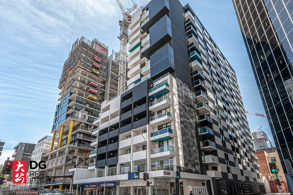 Main view of Homely apartment listing, 1503/102 WAYMOUTH STREET, Adelaide, SA 5000