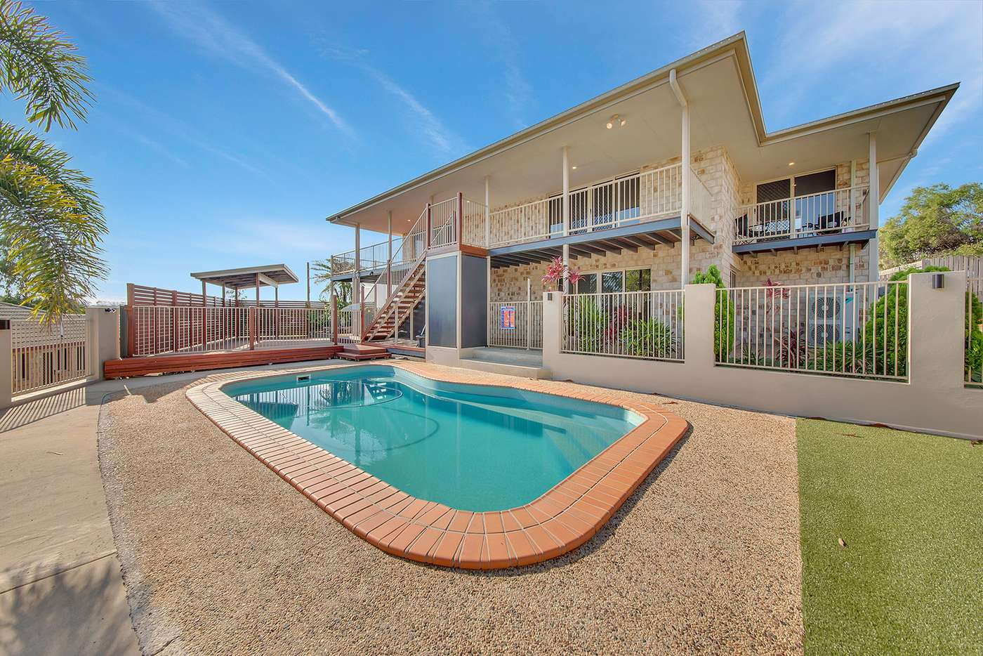 Main view of Homely house listing, 46 Golf view Drive, Boyne Island QLD 4680