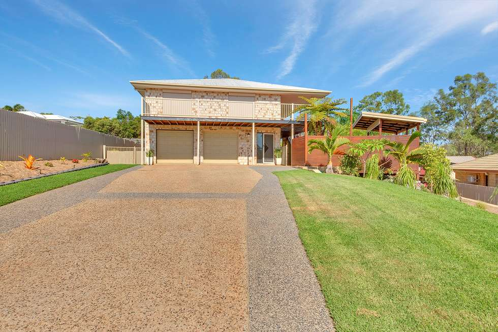 Second view of Homely house listing, 46 Golf view Drive, Boyne Island QLD 4680