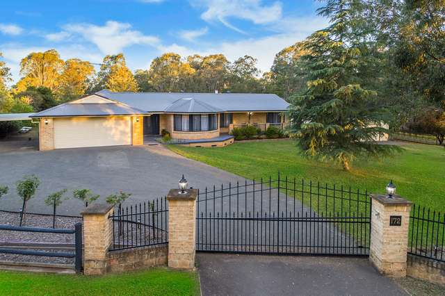 172 Pebbly Hill Road, Cattai NSW 2756