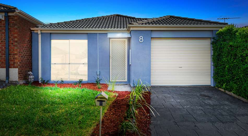 8 Jolley Rise, Harkness VIC 3337