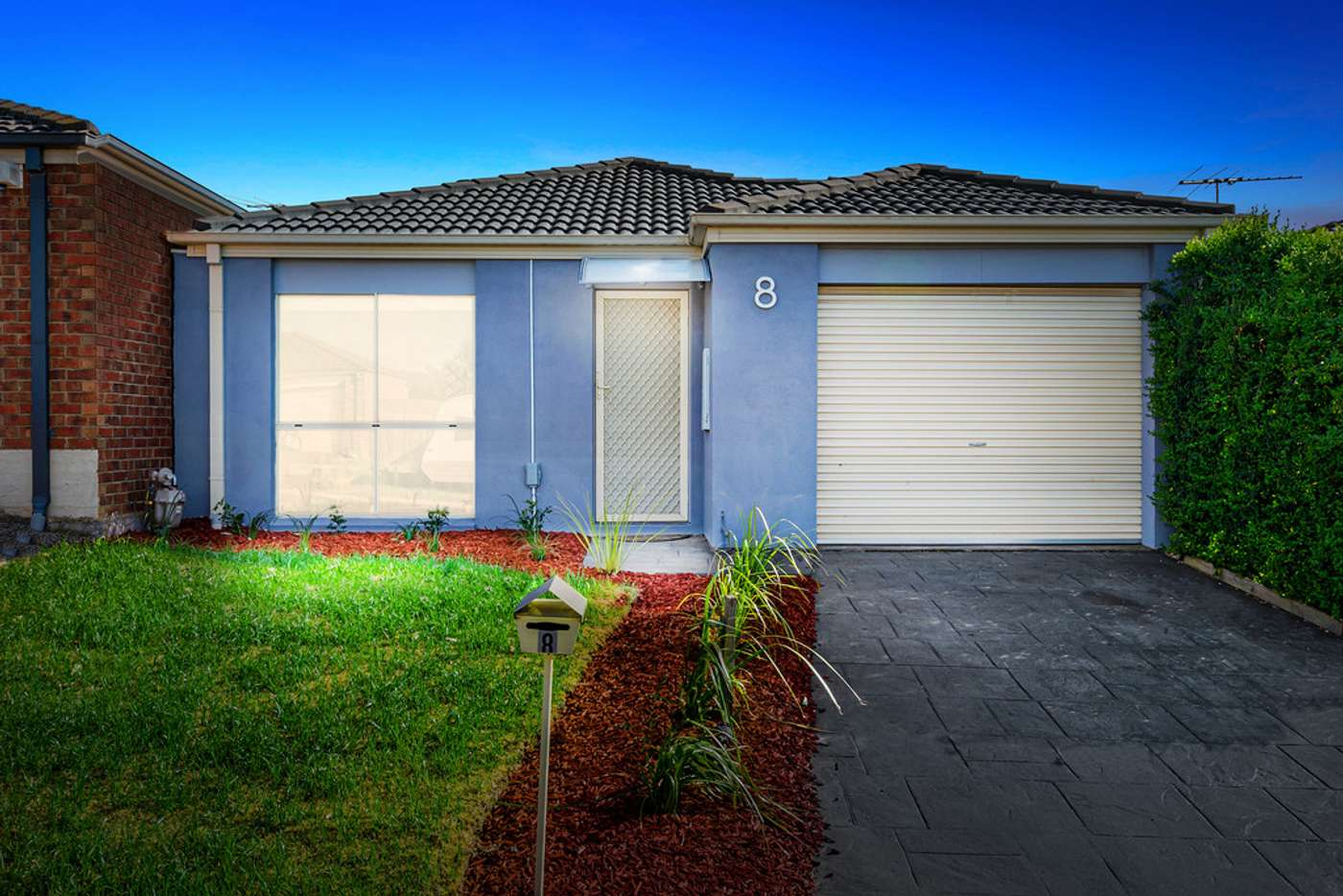 Main view of Homely house listing, 8 Jolley Rise, Harkness VIC 3337