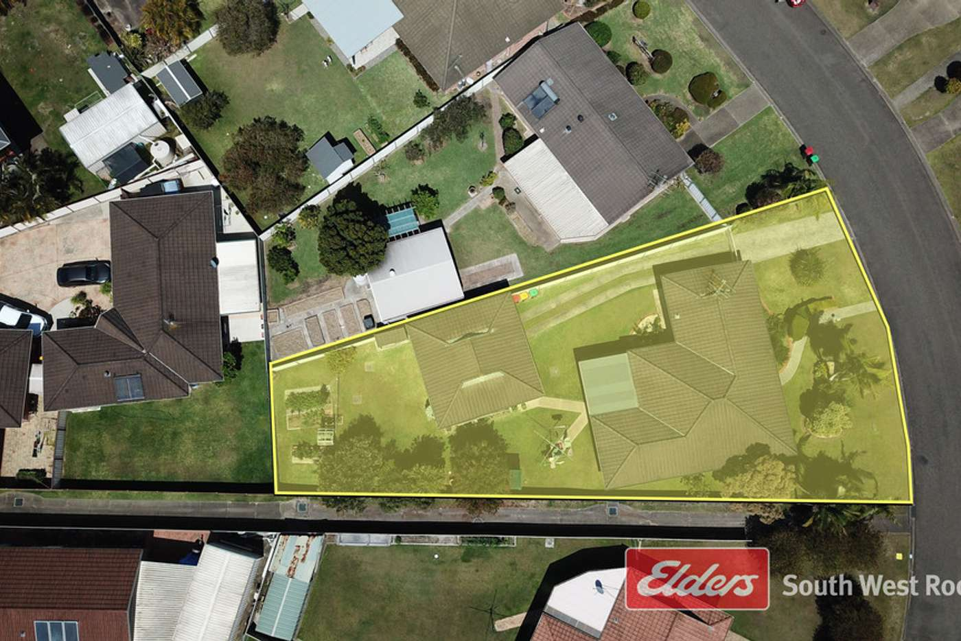 Seventh view of Homely house listing, 21 Delmer Close, South West Rocks NSW 2431