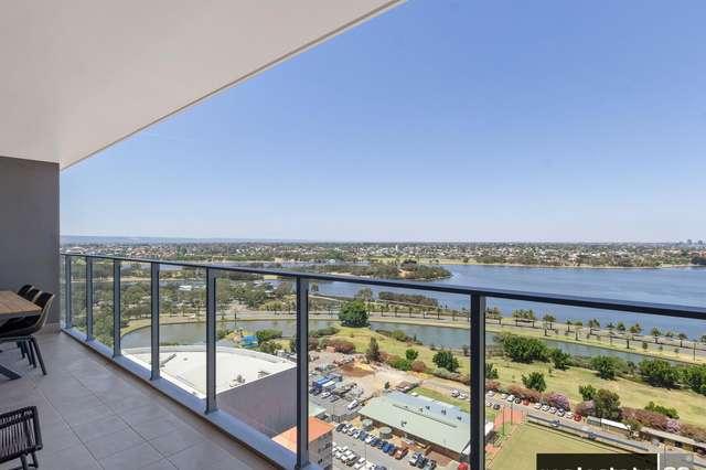 2108/63 Adelaide Terrace, East Perth WA 6004