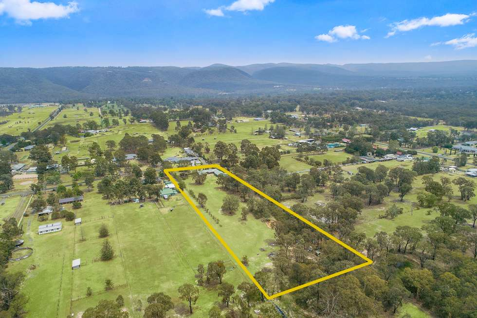 Third view of Homely acreageSemiRural listing, 28-34 Isaac Smith Road, Castlereagh NSW 2749