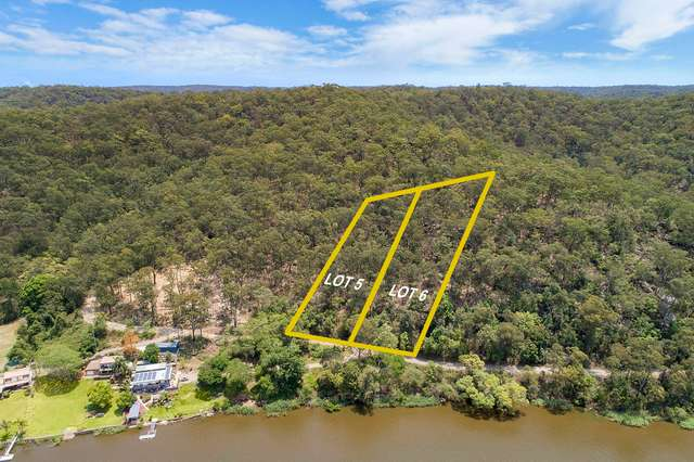 Lots 5 and 6 Greens Road, Lower Portland NSW 2756