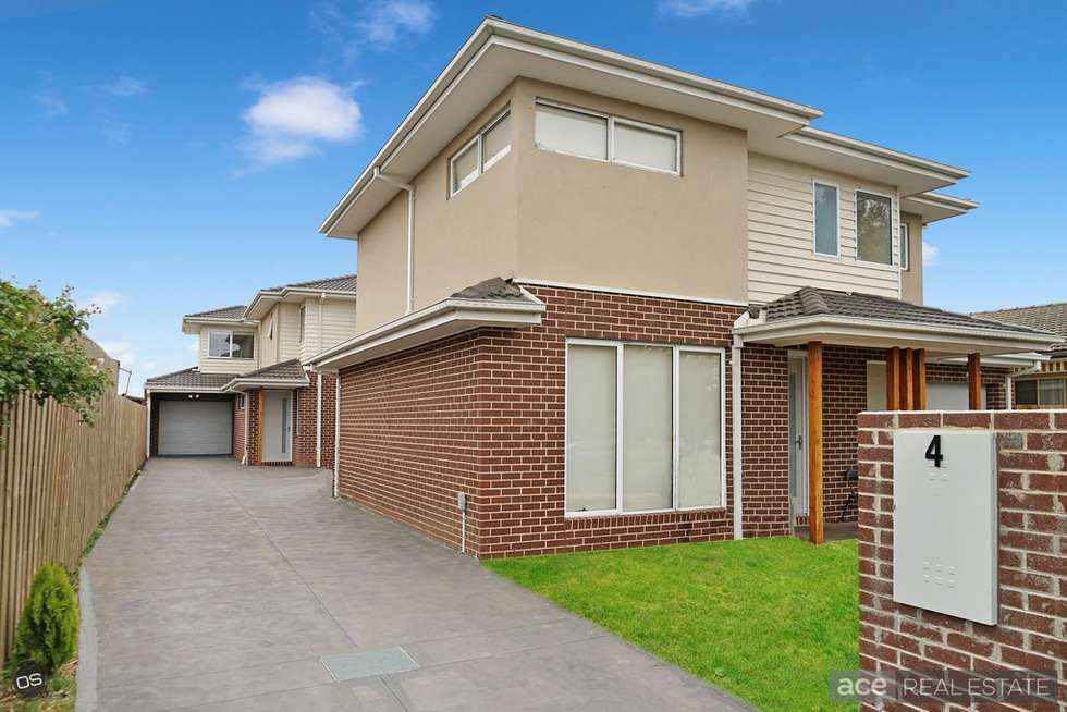 Third view of Homely townhouse listing, 3/4 Cobby Street, Laverton VIC 3028