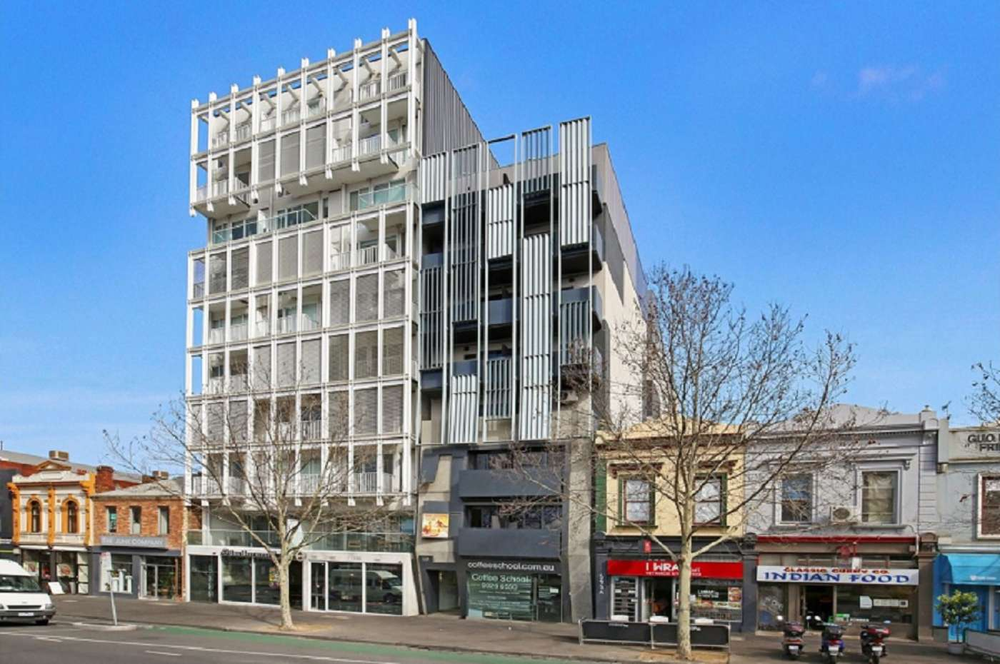 Main view of Homely apartment listing, 604/591-593 Elizabeth St, Melbourne, VIC 3000
