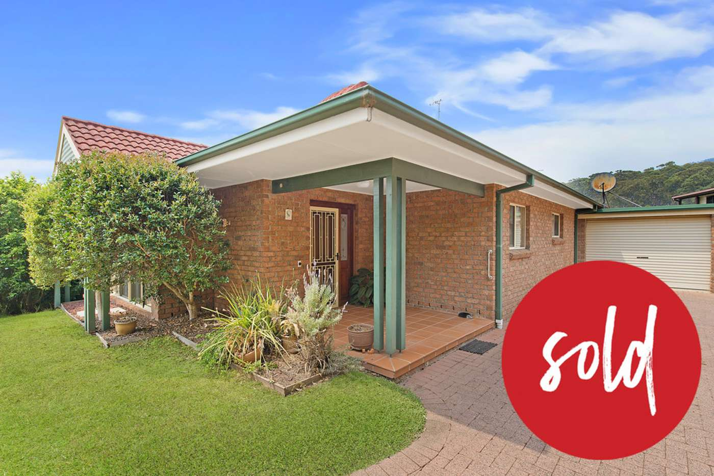 Main view of Homely villa listing, 1/14 Blackbutt Crescent, Laurieton NSW 2443