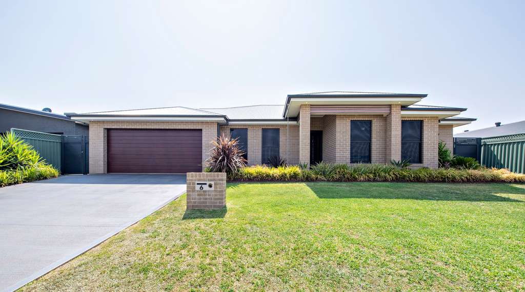 Main view of Homely house listing, 6 Alexandrina Avenue, Dubbo, NSW 2830
